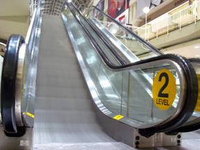 Arena Escalator